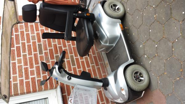 Invacare Scooter Orion 6 Basis Modell 6 km/h Version